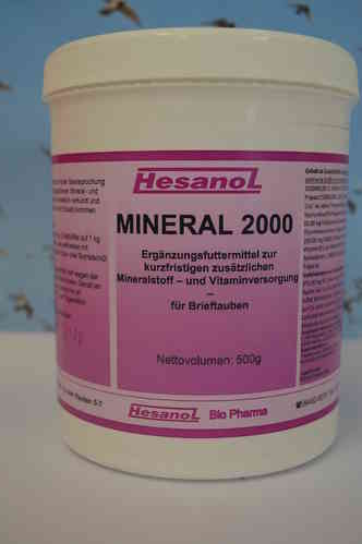 Mineral 2000  500g